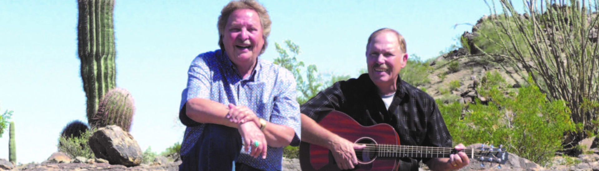 Dave Anderson and Roger Walck – Praise & Worship