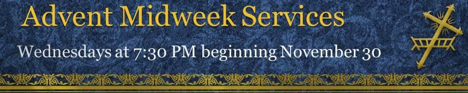 Advent Midweek 2016