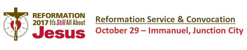 Reformation 2017 Circuit Convocations