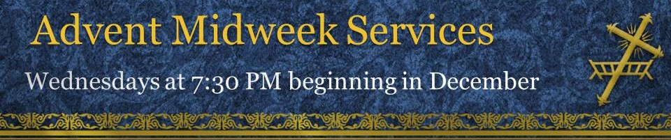 Advent Midweek
