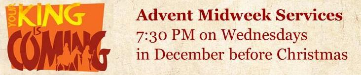 Advent Midweek 2018